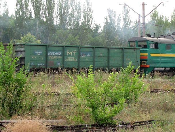"""Україна відновила постачання вугілля із зони АТО через залізничний перехід """"Микитівка-Майорськ"""""""