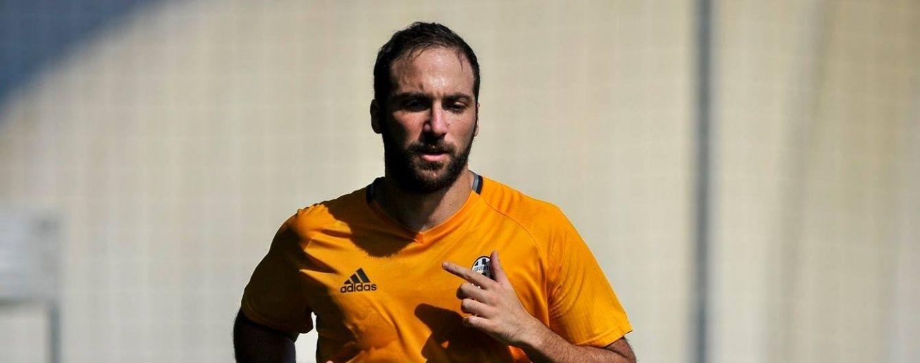"""Тренер """"Наполі"""" пожалівся, що Ігуаїн не попрощався з командою перед переходом у """"Ювентус"""""""