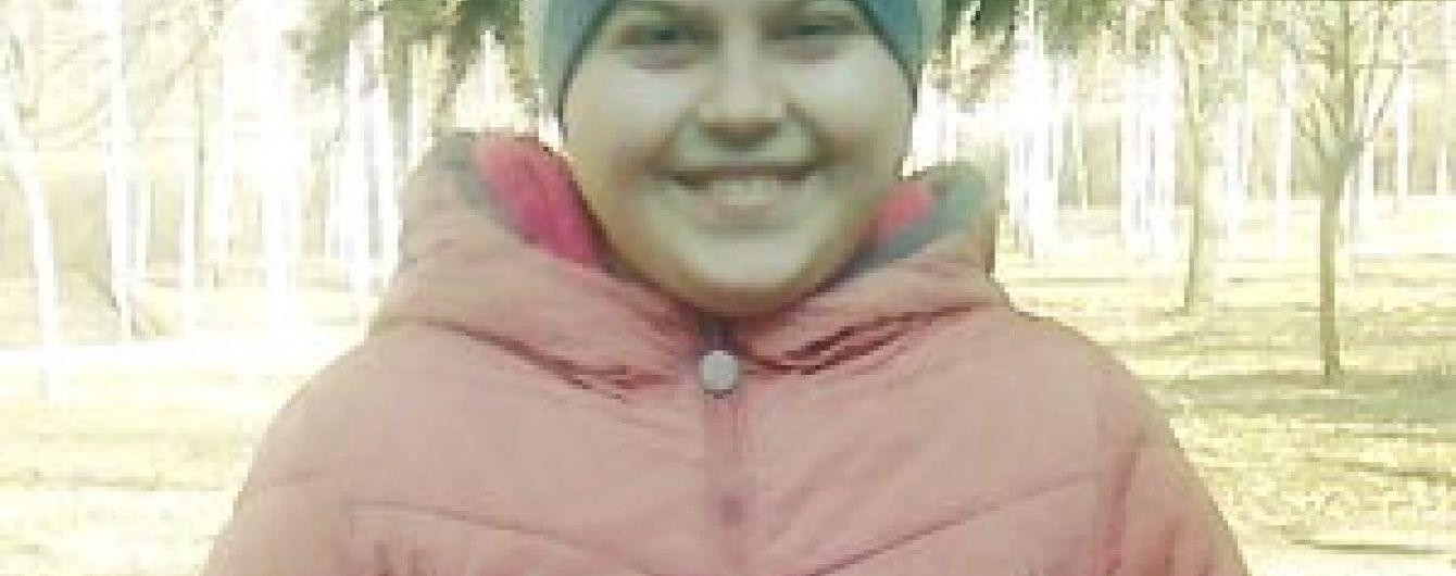 11-річна Анастасія потребує негайної допомоги