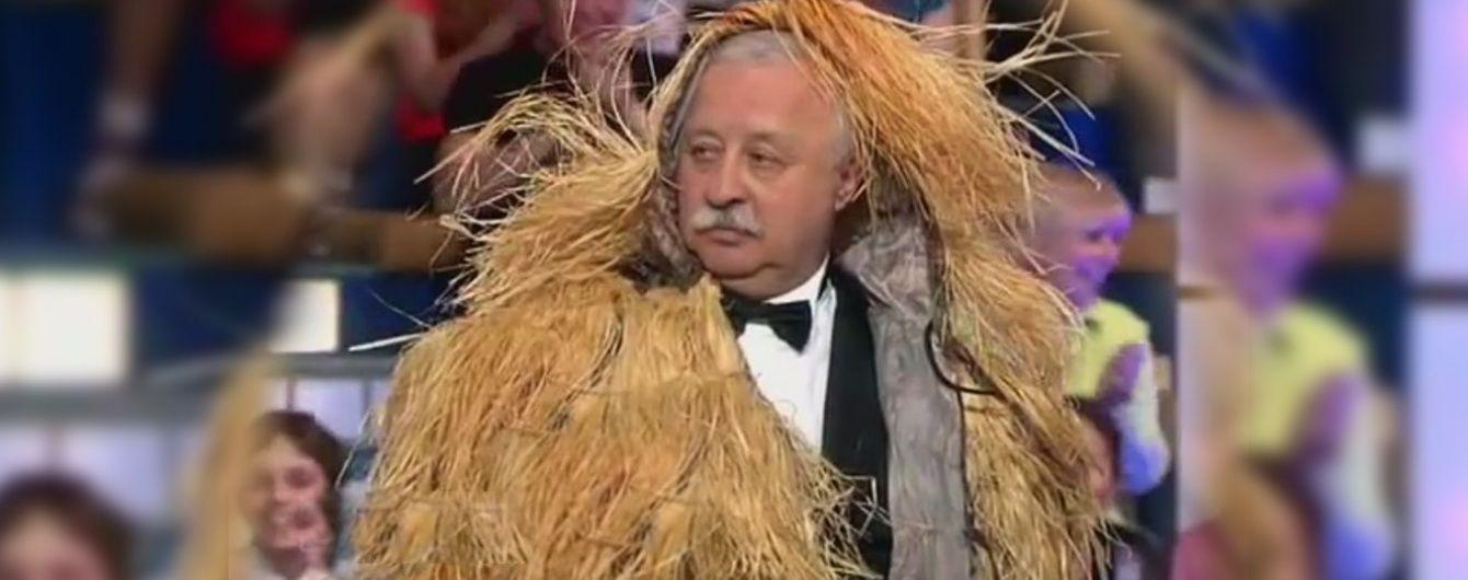 """Сектор """"приз"""" на барабані. Найкращі коуби про Якубовича і його """"Поле чудес"""""""