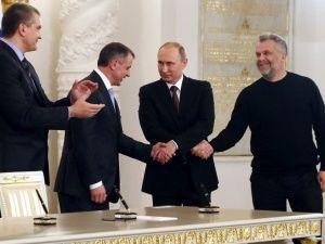 """""""Крымнаш"""" перед зачисткой"""