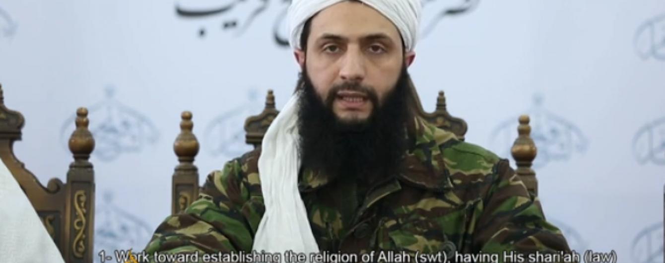 """""""Фронт Нусра"""" розірвало зв'язки з """"Аль-Каїдою"""" і змінило назву"""