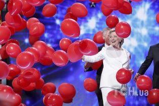 Почему звезды выбирают Хиллари Клинтон