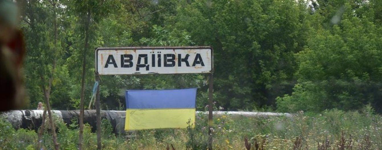 Боевики вывели военнопленных рыть окопы под Авдеевкой