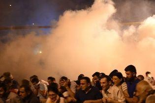 Що відбувається поблизу захопленої поліцейської дільниці в Єревані: онлайн-трансляція