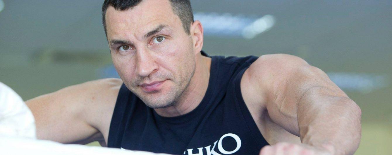 Кличко сподівається, що у Ф'юрі не заберуть чемпіонські пояси через допінг