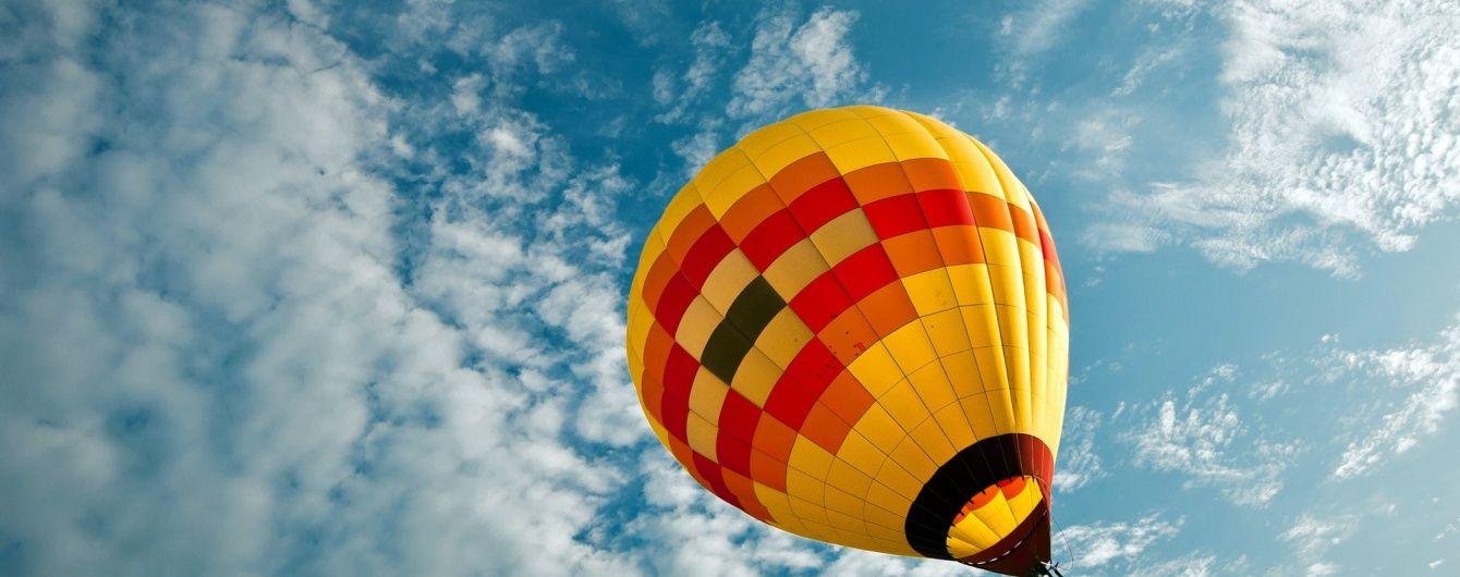 Появилось жуткое видео падения воздушного шара с туристами в Египте