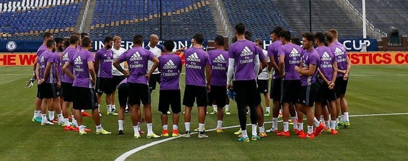 """Зідан вважає, що у """"Реала"""" найкращий в світі склад гравців"""