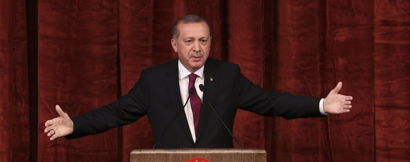 Ердоган привітав Трампа з перемогою і нагадав про боротьбу з тероризмом