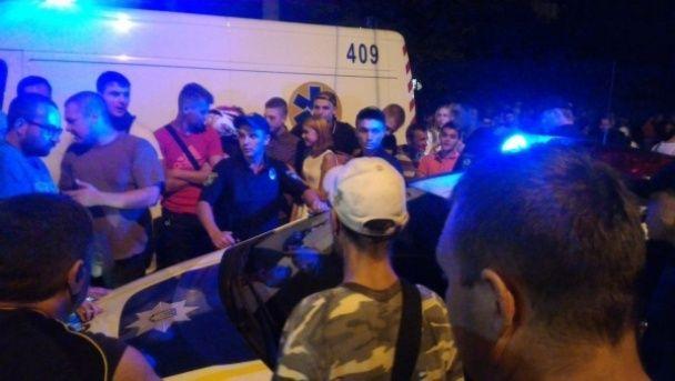 П'яна ДТП у Харкові: BMW врізалася в чоловіка на переході, розірвавши його на частини