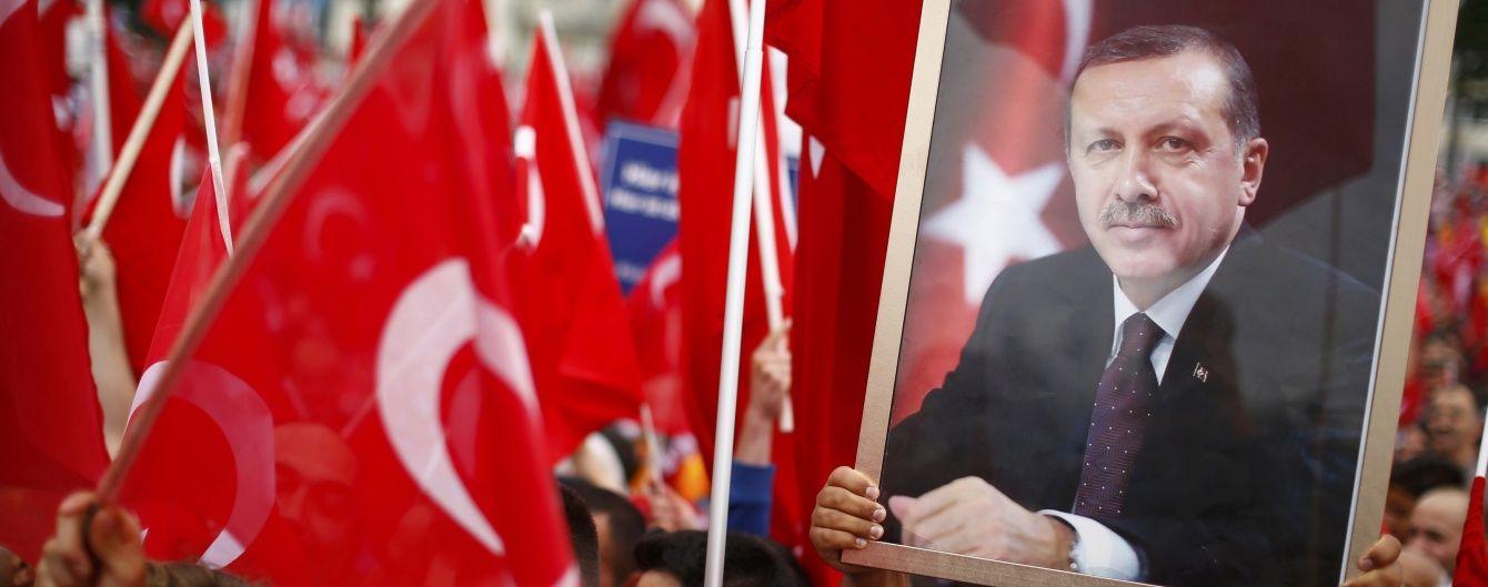Туреччина готується перейти до президентського правління