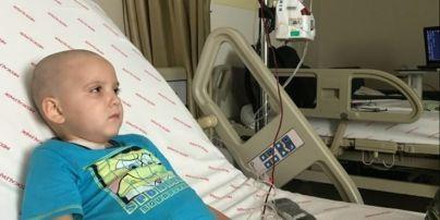 Помогите Саше преодолеть рак крови