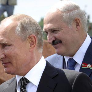 """""""Втрачає останні елементи незалежності"""": президент Литви заявив, що РФ намагається поглинути Білорусь"""