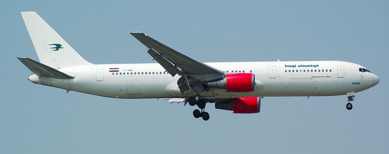Літак Boeing-767 екстрено приземлився в Кувейті