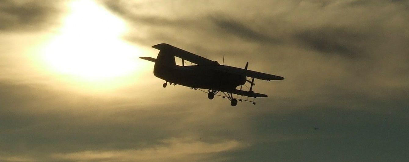 В России разбился самолет Ан-2, пилот погиб