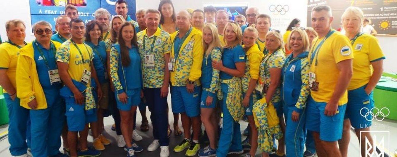 З'явилося відео підняття прапора України у Ріо до Олімпіади-2016