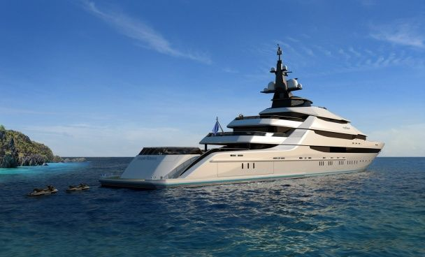 ЗМІ знайшли у путінського магната яхту за 100 млн дол., на якій подорожує його друга дружина