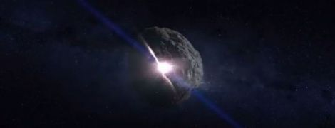 К Земле впервые приблизится гигантский астероид диаметром 4 км