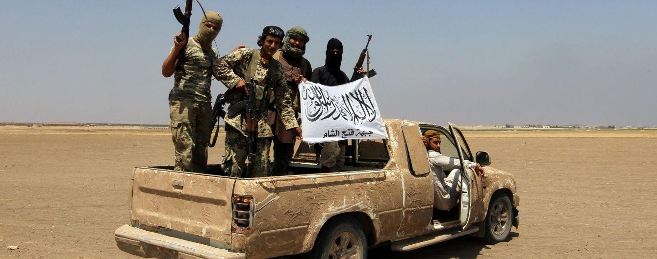 У Сирії бойовики висунули умови повернення тіл членів екіпажу російського Мі-8