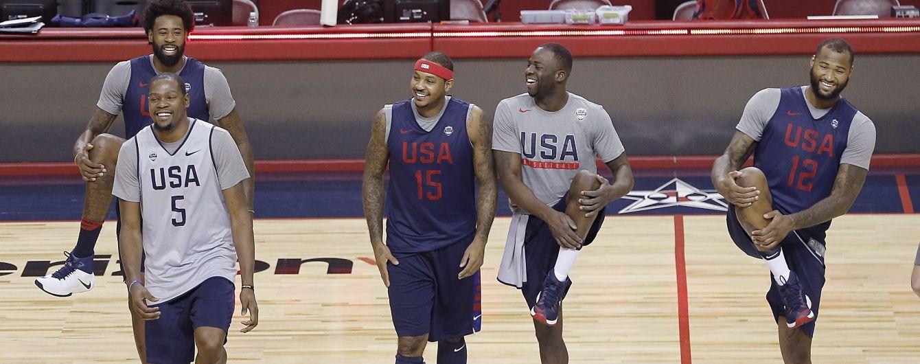 Збірну США вважають безумовним фаворитом на перемогу в Олімпіаді-2016