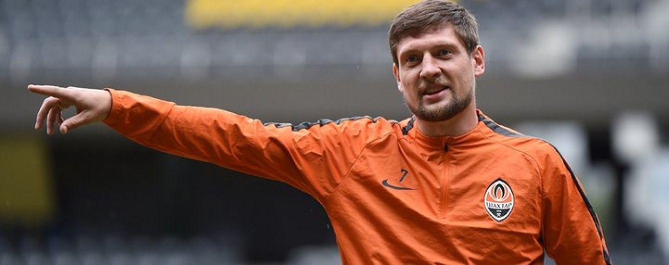 """Тренер """"Дніпра"""" спростував чутки про повернення Селезньова"""