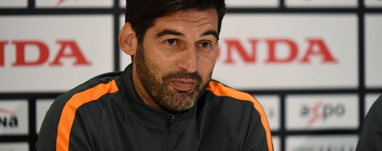 """Тренер """"Шахтаря"""" про перемогу в Лізі Європи: ми це повністю заслужили"""