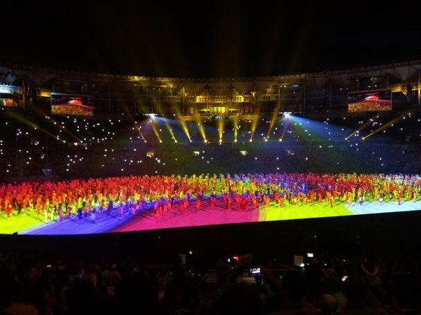 З'явилися фотографії з репетиції церемонії відкриття Олімпіади-2016