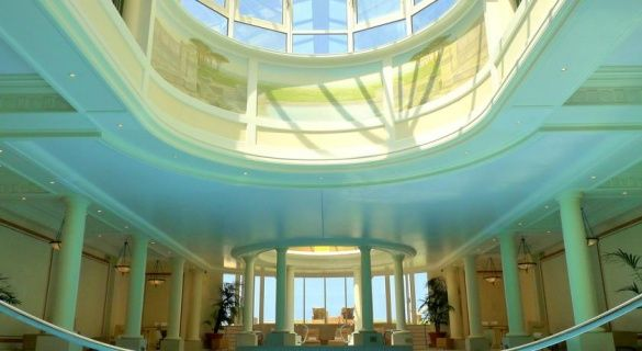 Отель, где отдыхают Кембриджи_4