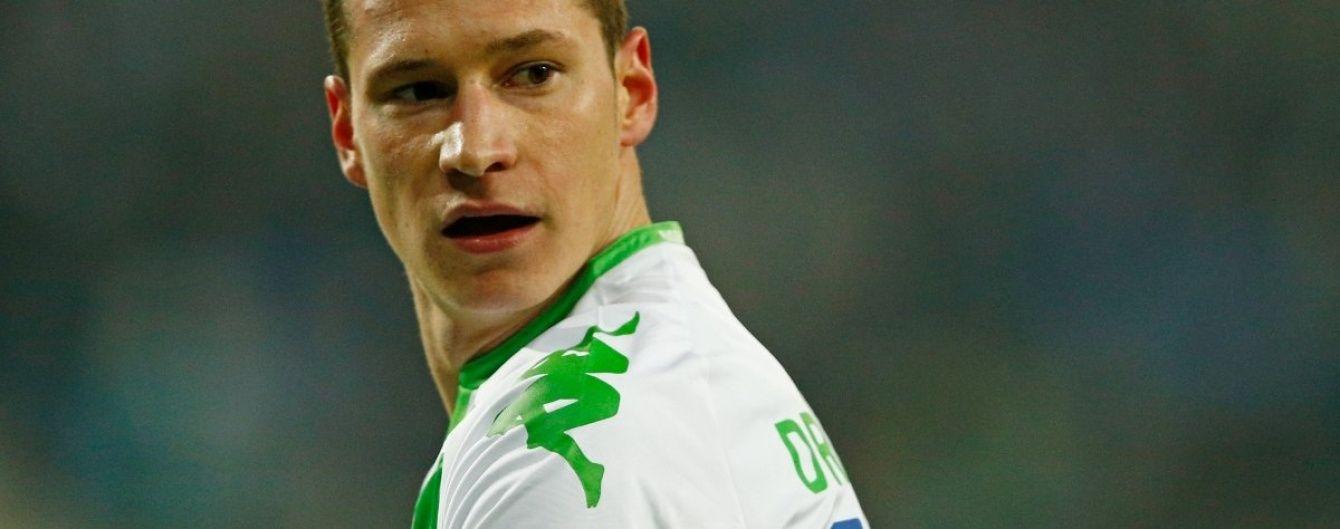 Хавбек збірної Німеччини вимагає у свого клубу продати його до іншої команди