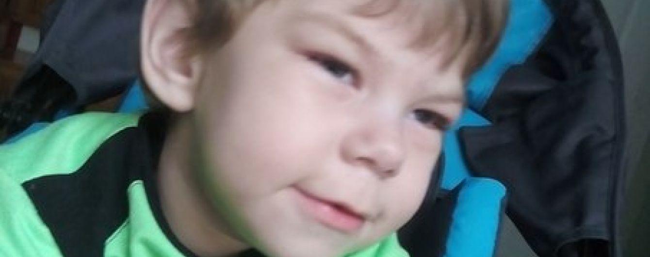 В реабилитации нуждается 3-летний Петр