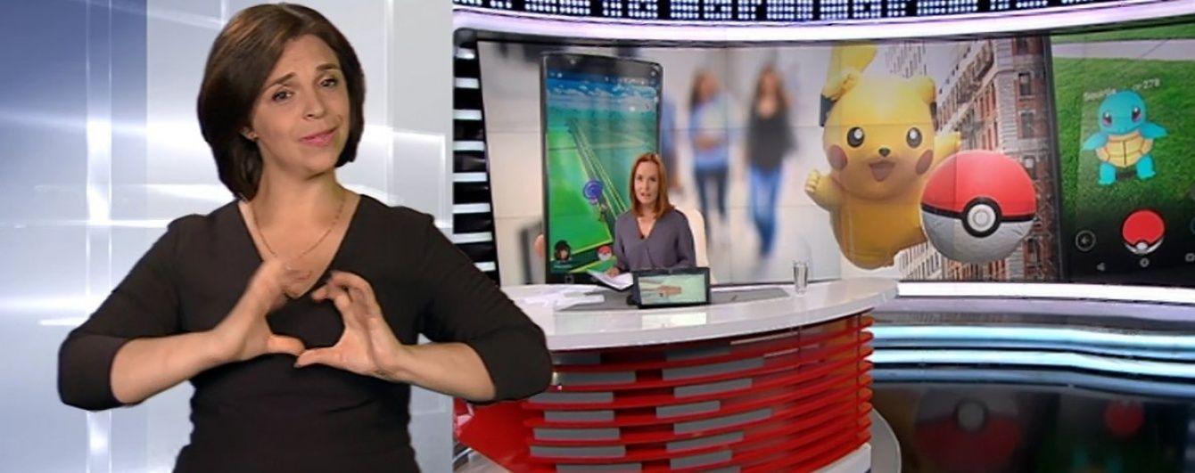 Глава УТОГ: Люди с нарушениями слуха очень положительно восприняли жестовый перевод выпусков ТСН