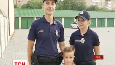 В Ровно в ряды национальной полиции попала супружеская пара