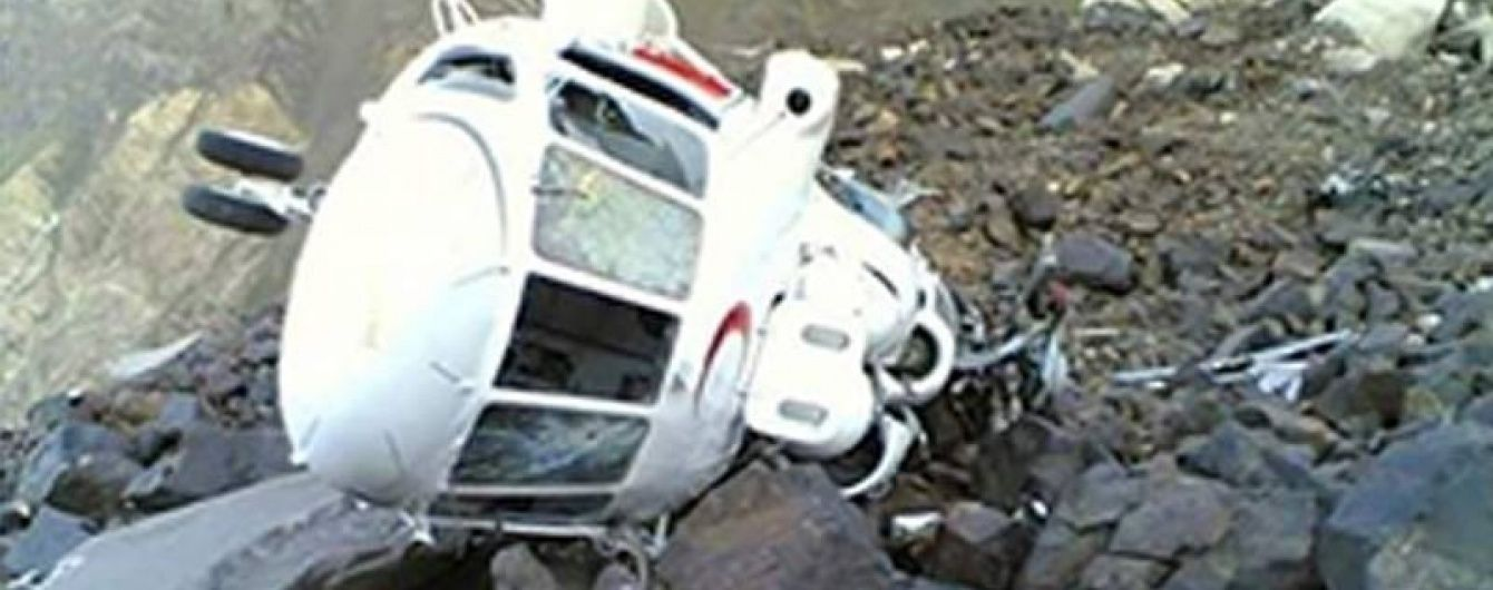 В Афганістані таліби захопили у заручники екіпаж вертольота, який летів у Росію