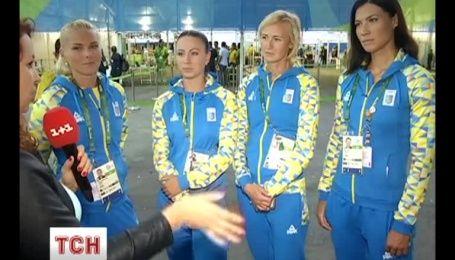 Украинские спортсменки рассказали об условиях на Олимпиаде-2016