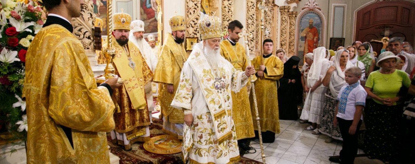 Филарет готов договариваться с Московским патриархатом об объединении