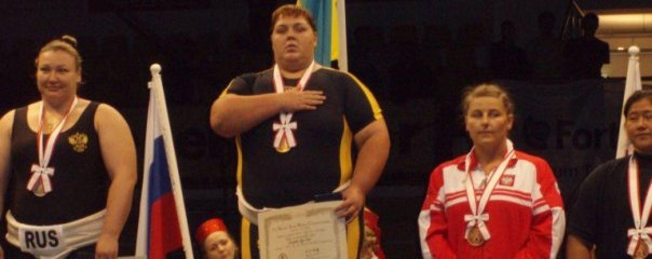 Перша в історії України чемпіонка світу з сумо прийняла громадянство Росії