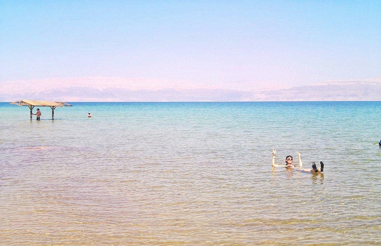 Ізраїль, мертве море