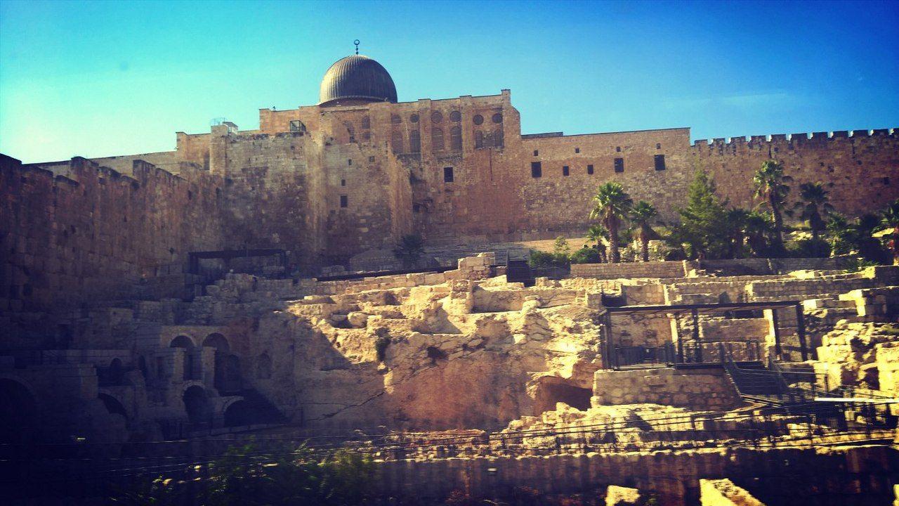 Єрусалим, вид на місто