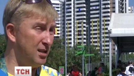 В Олимпийской сборной Украины объяснили интервью спортсменок российскому каналу