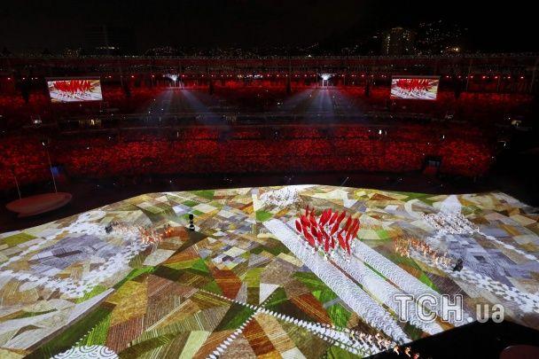 Історія Бразилії, розкішна Бюндхен та екологія. Чим запам'яталася церемонія відкриття Олімпіади-2016