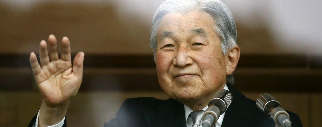 Японский парламент впервые за 200 лет позволил императору отречься от престола