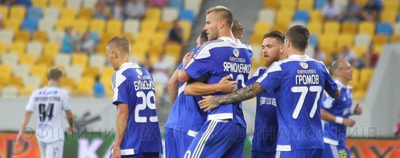 Букмекери назвали фаворитів матчів чемпіонату України за 6 серпня