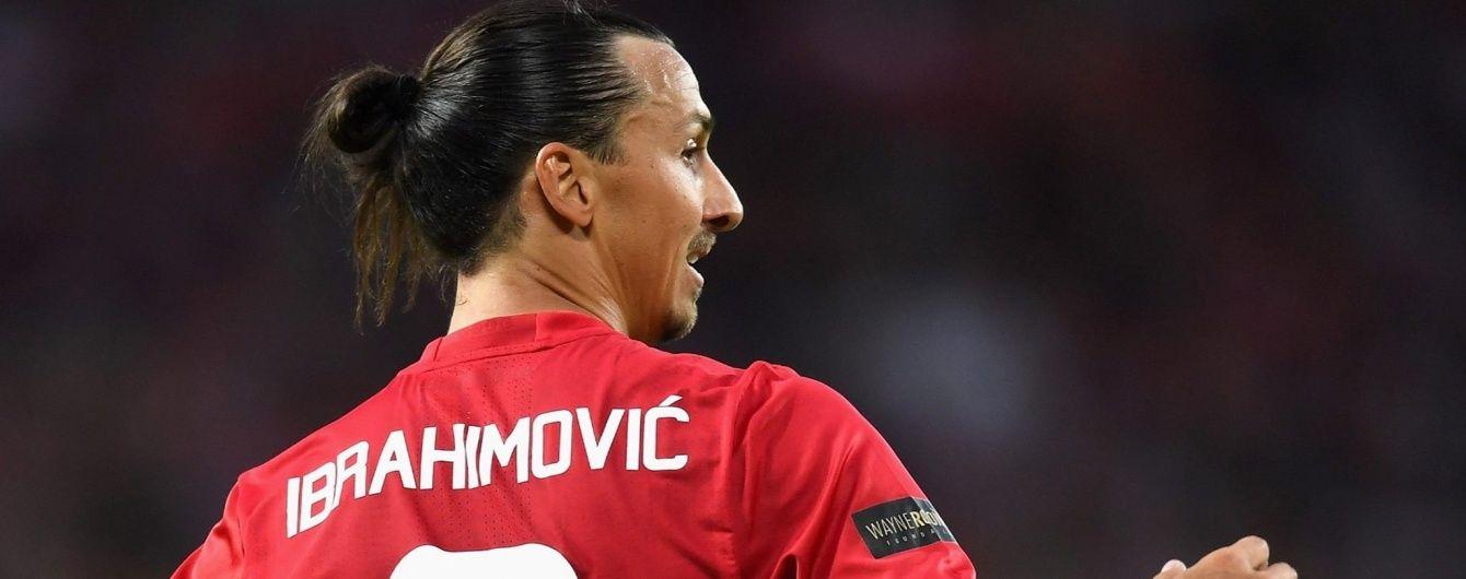 """Ібрагімович має зіграти проти """"Зорі"""" - Моурінью"""