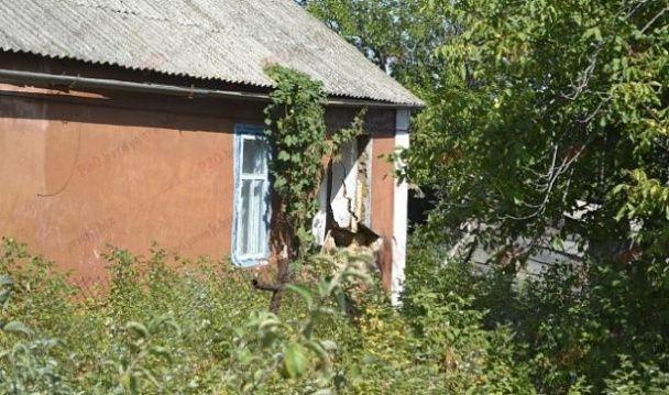 Залізний кінь Нацгвардії пробив стіну житлового будинку