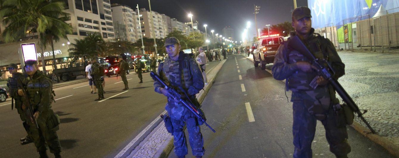 МОК: автобус з журналістами в Ріо-де-Жанейро закидали камінням