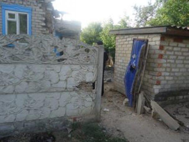 У Торецьку бойовики вночі обстріляли приватний сектор з мирними жителями