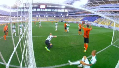 Шахтар - Олександрія - 1:0. Гірники не без проблем здобули очки у третьому турі чемпіонату