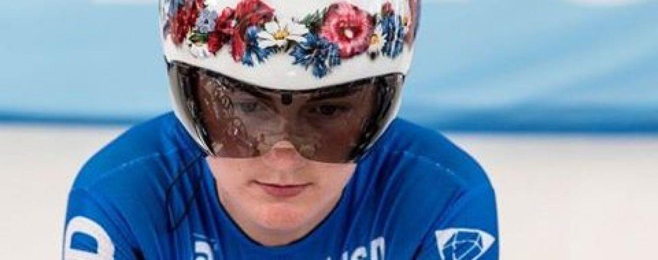 Українська велогонщиця фінішувала 36-ю у груповій гонці на Олімпійських іграх