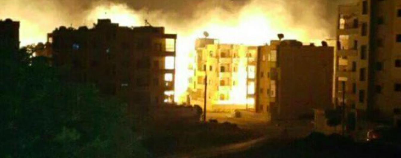 У Сирії РФ скидує фосфорні бомби на Ідліб - соцмережі