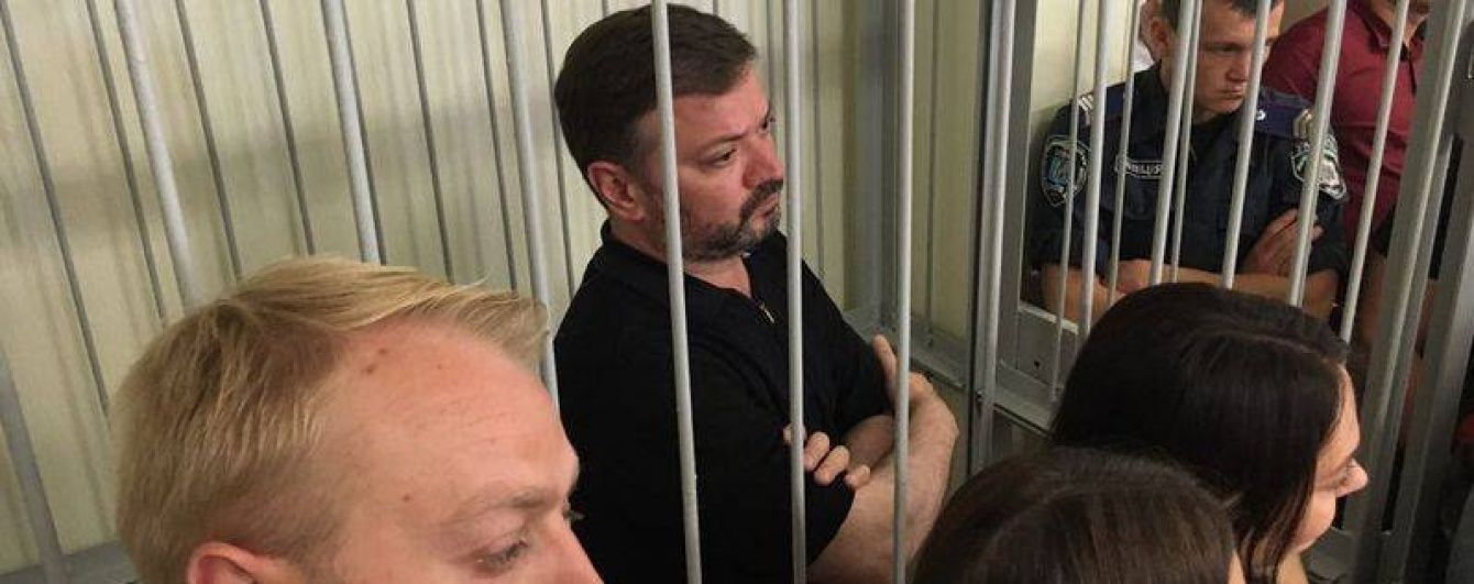 """Печерський суд заарештував фігуранта у """"справі Єфремова"""" Медяника"""